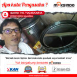 Jual Mesin Spinner di Yogyakarta