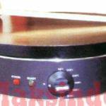 Jual Mesin Crepes Gas Double Pan (DE8Ax2) di Yogyakarta