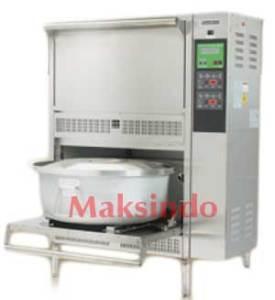 Mesin Rice Cooker Kapasitas Besar 3