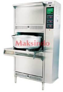 Mesin Rice Cooker Kapasitas Besar 4