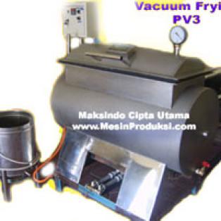 Jual Mesin Vacuum Frying 50 kg di Yogyakarta