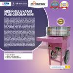 Jual Mesin Gula Kapas Cotton Candy (Gulali) di Yogyakarta