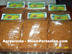 Paket Mesin Abon Ikan Tuna Yogya