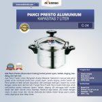 Jual Jual Panci Presto Alumunium 7 -135 Liter di Yogyakarta