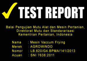 TEST-REPORT-MESIN-VACCUM-FRYING maksindoyogya
