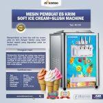 Jual Mesin Soft Ice Cream Lengkap di Yogyakarta