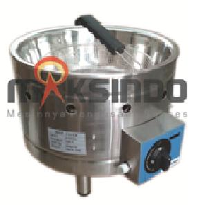 mesin gas deep fryer MKS GF-15 maksindoyogya