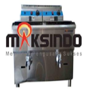 mesin gas deep fryer MKS GF-182 maksindoyogya
