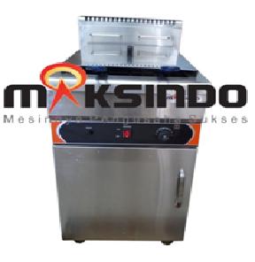 mesin gas deep fryer MKS GF-481 maksindoyogya