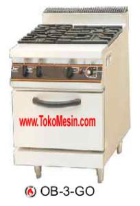 mesin gas open burner 1 maksindoyogya