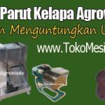 Jual Mesin Pemarut Kelapa di Yogyakarta
