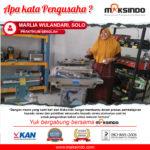 Jual Mesin Continuous Sealer With Gas (Band Sealer) di Yogyakarta