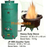 Jual Kompor Gas Biomas di Yogyakarta