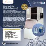 Jual Mesin Pembuat Es Batu (Ice Cuber Machine) di Yogyakarta