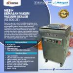 Jual Mesin Vacuum Sealer (MSP-DZ500/2E) di Yogyakarta