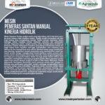 Jual Mesin Peras Santan di Yogyakarta