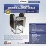 Jual Mesin Perajang Singkong Untuk Keripik PRJ-220V di Yogyakarta