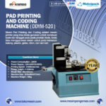Jual Mesin Pad Printing Kode Kedaluwarsa (Coding Machine) di Yogyakarta