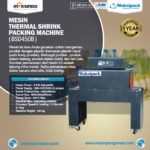 Jual Mesin Shrink Untuk Pengemasan Produk Dalam Plastik di Yogyakarta