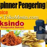 Jual Mesin Spinner Peniris Minyak di Yogyakarta