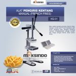 Jual Alat Pengiris Kentang Manual (french fries) di Yogyakarta
