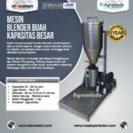 Jual Mesin Blender Buah Kapasitas Besar di Yogyakarta