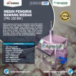 Jual Mesin Pengiris Bawang Merah di Yogyakarta
