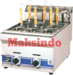mesin pemasak mie noodle cooker HGN-706 maksindoyogya