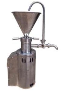 Mesin Pembuat Selai Kacang dan Buah (Colloid Mill) 4 maksindoyogya