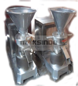 Mesin Pembuat Selai Kacang dan Buah (Colloid Mill) 5 maksindoyogya