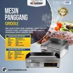 Jual Mesin Pemanggang Griddle (listrik) – EEG818 di Yogyakarta