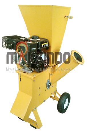 Mesin Perajang Kayu dan Ranting Pohon - AGR-CP6