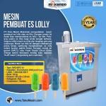 Jual Mesin Pembuat Es Loly / Lolipop di Yogyakarta
