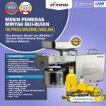Jual Mesin Pemeras Minyak Biji-Bijian di Yogyakarta