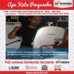 Jual Mesin Bonesaw Pemotong Daging Tulang (MKS-J210S) di Yogyakarta