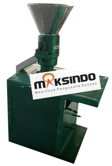 Mesin Cetak Pelet Pakan Ikan dan Ternak Listrik - AGR-PL220 2