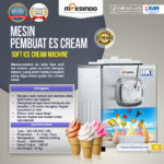 Jual Mesin Soft Ice Cream 1 Kran (Italia Compressor) di Yogyakarta