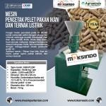 Jual Mesin Cetak Pelet Pakan Ikan dan Ternak Listrik – AGR-PL200 di Yogyakarta