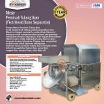 Jual Mesin Pemisah Tulang Ikan (FSH33) di Yogyakarta