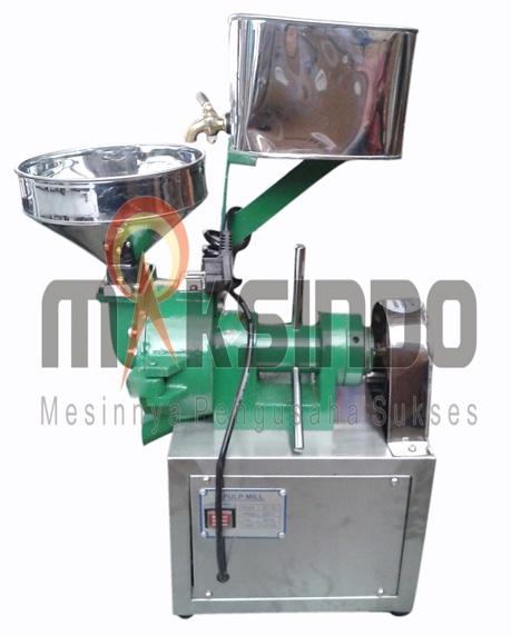 Mesin Pulp Grinder Pembubur Kacang-Kacangan 3