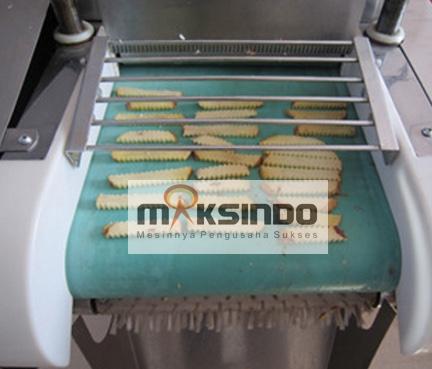 Mesin Vegetable Cutter Multifungsi (Type MVC750) 8