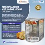 Jual Mesin Warmer Kue Harga Hemat – MKS-P01 di Yogyakarta