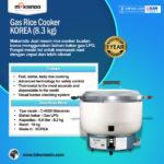 Jual Mesin Rice Cooker Kapasitas Besar di Yogyakarta