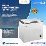 Jual Mesin Chest Freezer -26 °C di Yogyakarta