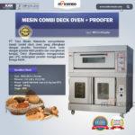 Jual Mesin Combi Deck Oven + Proofer di Yogyakarta