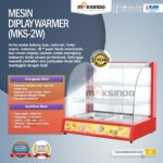 Jual Mesin Diplay Warmer (MKS-2W) di Yogyakarta
