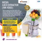 Jual Mesin Juice Extractor (Pembuat Jus Buah) di Yogyakarta