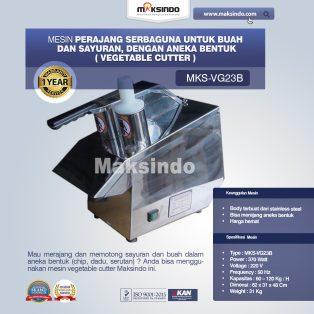 Jual Mesin Vegetable Cutter (MKS-VG23B) di Yogyakarta
