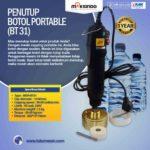 Jual Penutup Botol Portable (BT31) di Yogyakarta