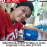 Jual Mesin Cetak Mie (MKS-200) di Yogyakarta